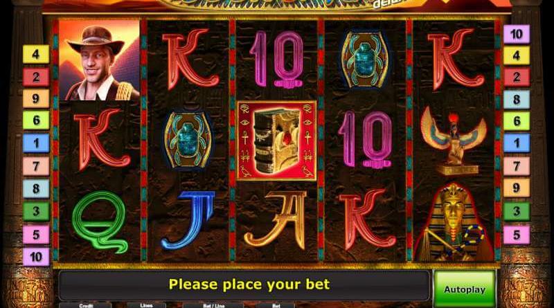 Enjoy playing Ra slot game and earn money via online