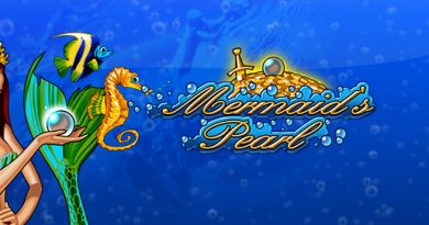 Play Mermaid Pearl and find out what is waiting for you underneath the ocean
