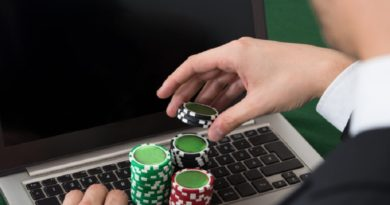 Online Casino: The Gamblers Paradise