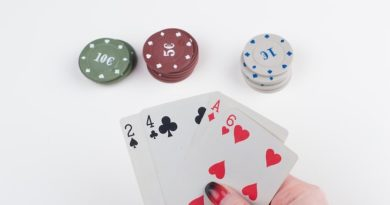 Knowing the hands of Poker