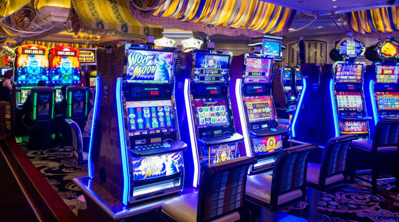 Play And Win With The Slots Machine Game