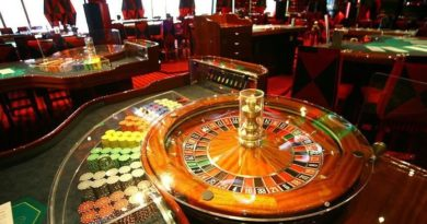 What benefits you get from a casino?