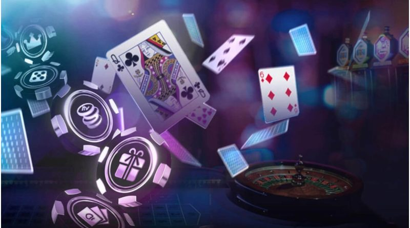How has the evolvement of online casinos changed the form of gambling?